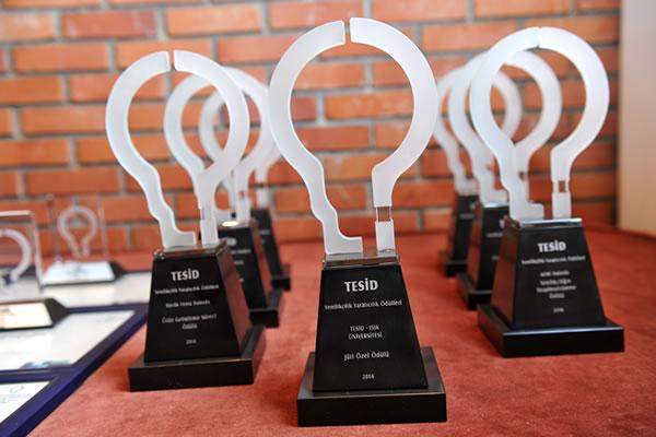15. TESİD Yenilikçilik Yaratıcılık Ödülleri Verildi