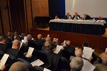 TESİD Genel Kurulu Toplantısı