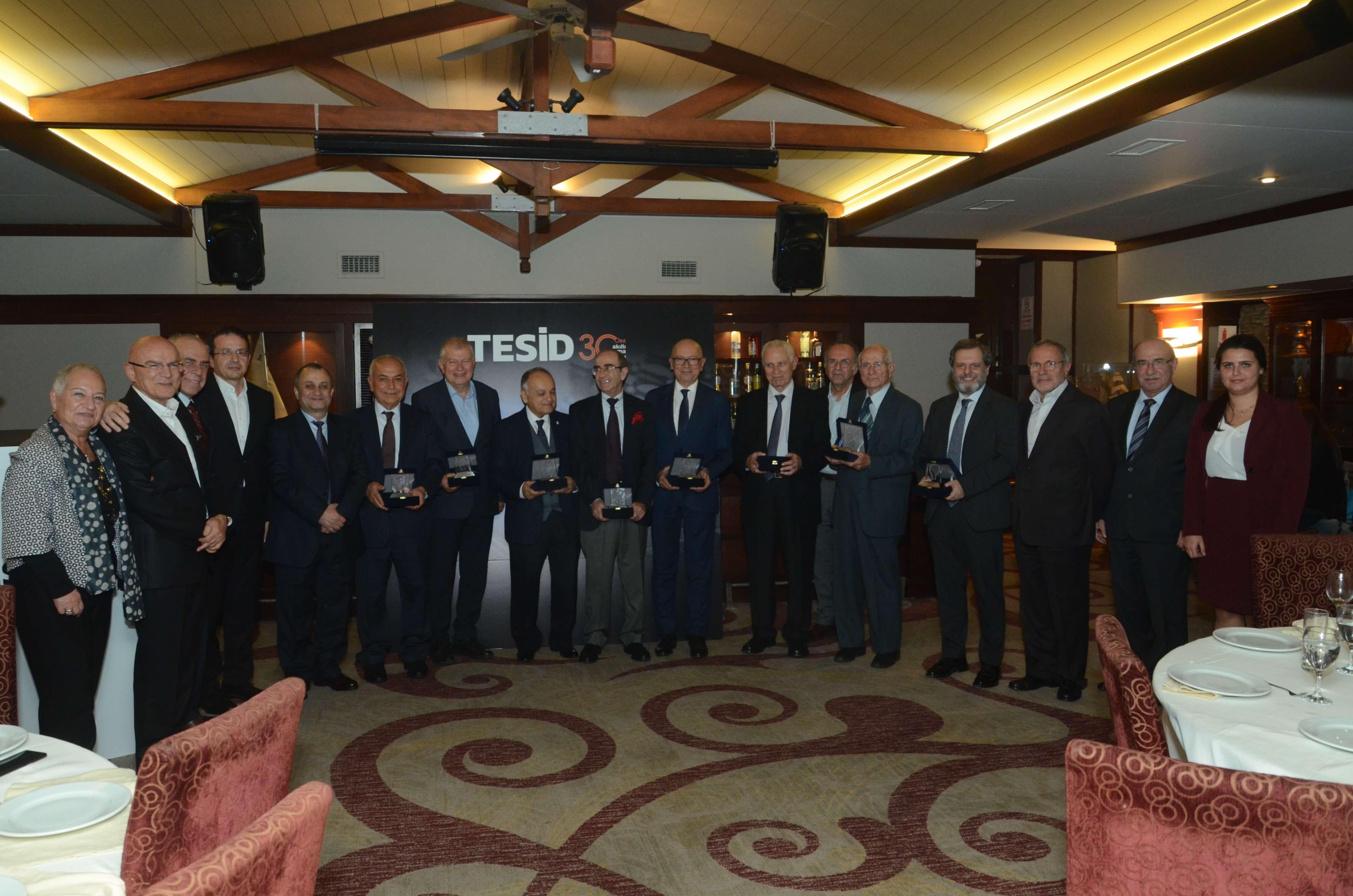 Türk Elektronik Sanayicileri Derneği (TESİD) 30 Yaşında