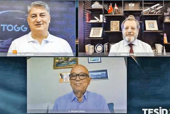 """TESİD Sohbetleri-2 'Akıllı Yaşamda Mobil, Elektrikli, Bağlantılı ve Otonom Platformlar"""""""