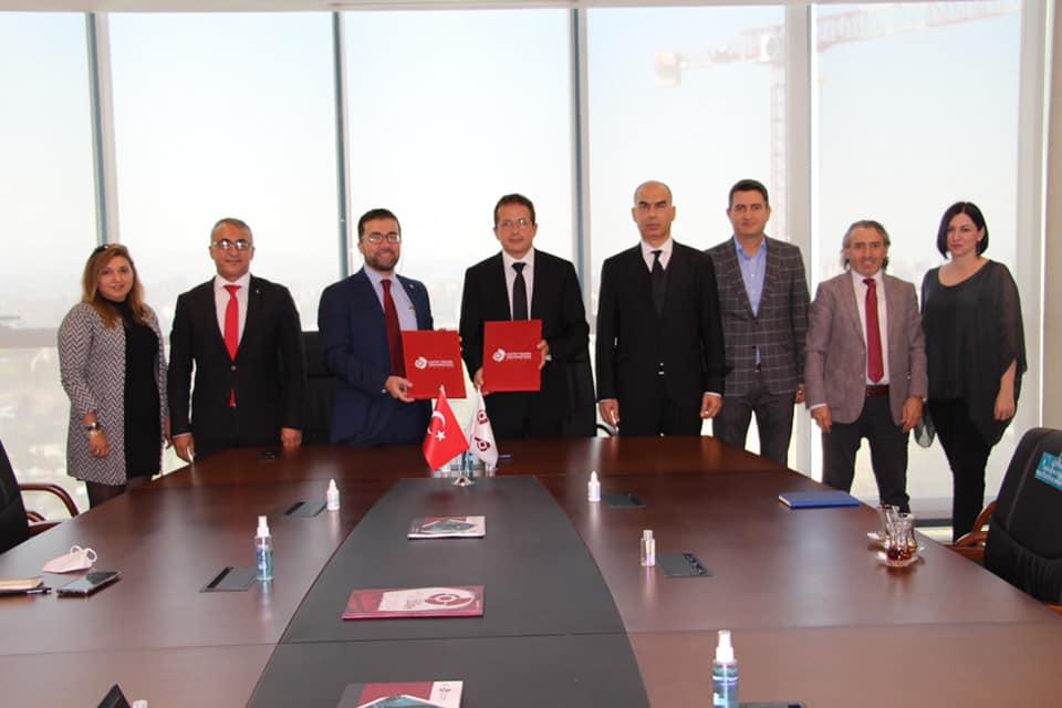OSTİM TEKNİK ÜNİVERSİTESİ ve TESİD Arasında İşbirliği ve Çözüm Ortaklığı Protokolü İmzalandı